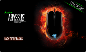 Razer Abyssus Mirror Mouse