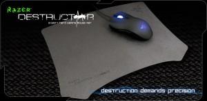 Razer Destructor Mousemat