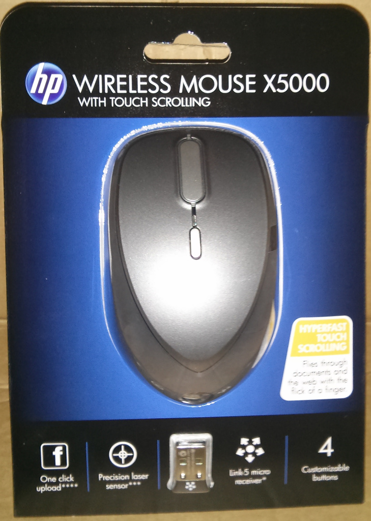 hpx5000mouse